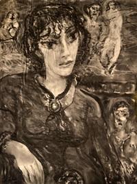 figura femenina by leopoldo presas
