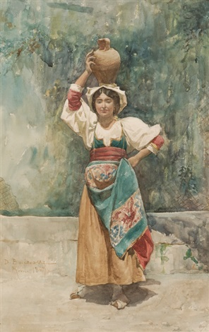 water carrier by daniele bucciarelli