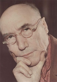 andré gide (+ 3 others; 4 works) by gisèle freund