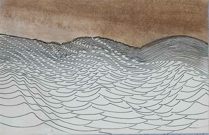 linear movement by wilhelmina barns graham