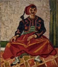 Alexis Preller (South African 1911-1975)..., 1935