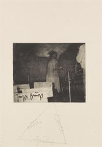 collezione di grafica by joseph beuys