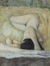 女人体 (nude) by chao ge