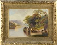 landscape by arnold forstmann