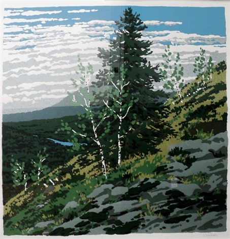 sis hill by neil welliver