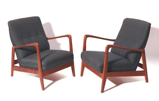 Paar Sessel By Gio Ponti On Artnet