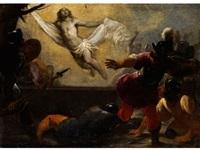 himmelfahrt christi by gioacchino assereto