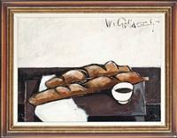 petit déjeuner by wilhelm goliasch