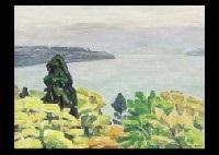 landscape by hisashi tsuji