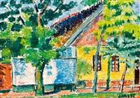 falusi ház by jozsa jaritz