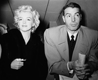 marilyn monroe and joe dimaggio by kashio aoki