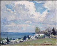 bay of quinte by manly edward macdonald