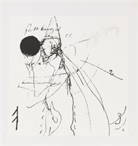 fettkugel aus revolutions per minute. - james joyce (2) by joseph beuys