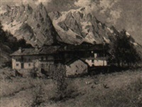 courmayeur by giovanni cappa legora