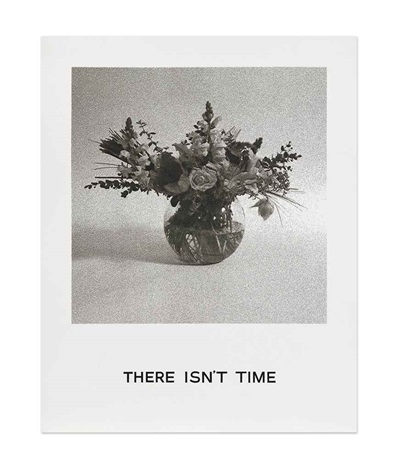 goya series there isnt time by john baldessari