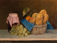 still life by harry op de laak