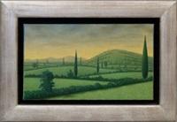 paysage au vallon by gabriel anastassios