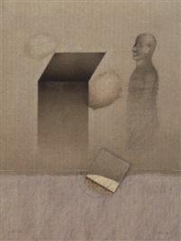 männliche figur by peter kampehl