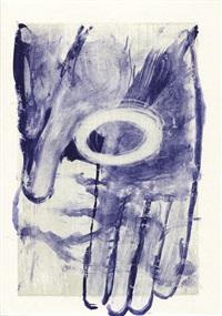 blut körper organe, trilogie der schwellkörper (bk w/112 works) by josef felix müller
