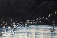 flying people by pyotr belenok