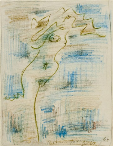 metamorphose by andré masson