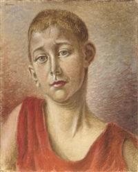 testa di bambino by alberto savinio
