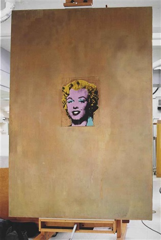 marilyn by louise lawler