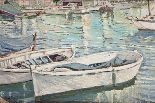 botes y yates by joaquin pacareu arpa