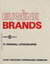 folder with twelve compositions by eugène brands