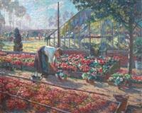 le triage des fleures by felix gogo