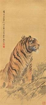1922壬戌 虎 by ma jin