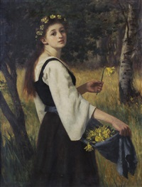 spring by william banks fortescue