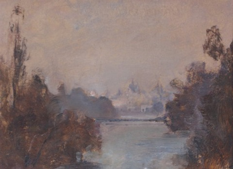 st james park by james herbert snell