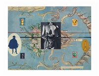 to the pub by david salle
