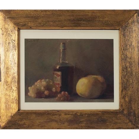 still life by edmund charles tarbell
