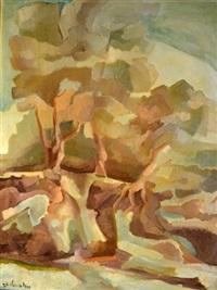 paisaje by julio lavallen