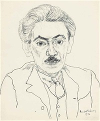 michael fraenkel by beauford delaney