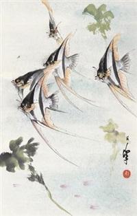神仙鱼 by liang zhanfeng