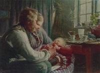 bedsteforældre by lars soren jensen rastrup