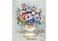 flower vase by kaoru uehashi