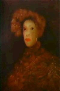 portrait by silva lisa santos