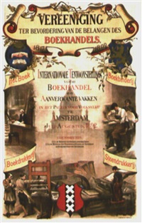internationale tentoonstelling voor boekhandel en aanverwante vakken te amsterdam by hobbe smith