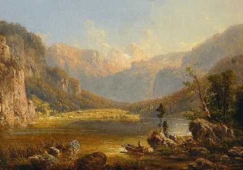 der hintersee by german school southern 19