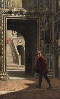 la visita a palazzo by anonymous (19)