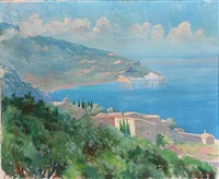 view of mallorca by josep coll bardolet