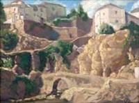 paisaje de ronda by rafael ortega heredia