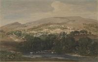 ansichten von palästina (3 works) by august löffler