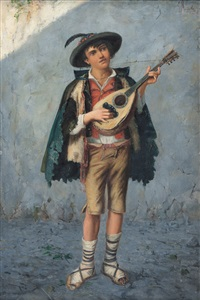 menestrello by gaetano mormile