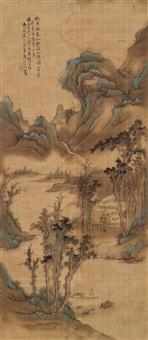 landscape by jiang weihan