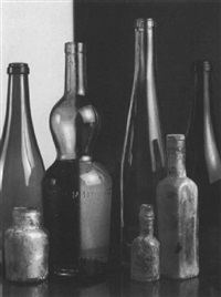 flaschen (stilleben) by uli rathje